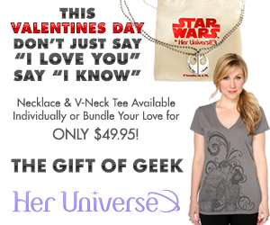 Valentines Day Deals from Her Universe