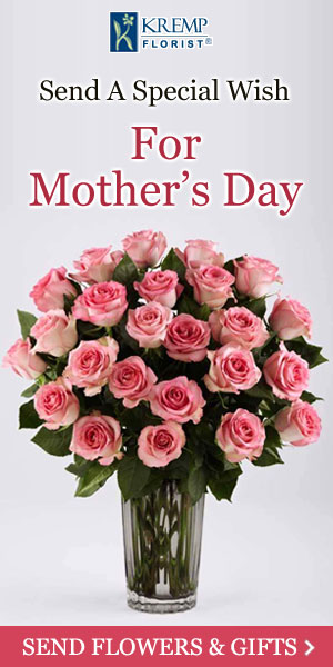 Send Flowers & Gifts - For Mother's Day