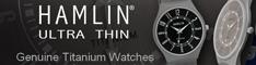 Hamlin Men's Titanium Watch
