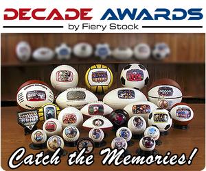 Decade Awards: Personalized Photoballs