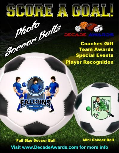 Soccer Photo Balls