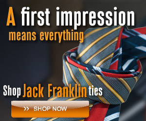 first impression necktie