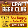 CraftBeerClub.com-America's Best Micro Brew Beers Delivered Monthly - 100x100