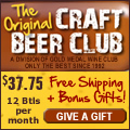 CraftBeerClub.com-America's Best Micro Brew Beers Delivered Monthly - 120x120 banner