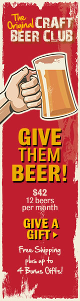 CraftBeerClub.com-The Finest Craft Beers from America's Best Micro Breweries- 160x600 banner