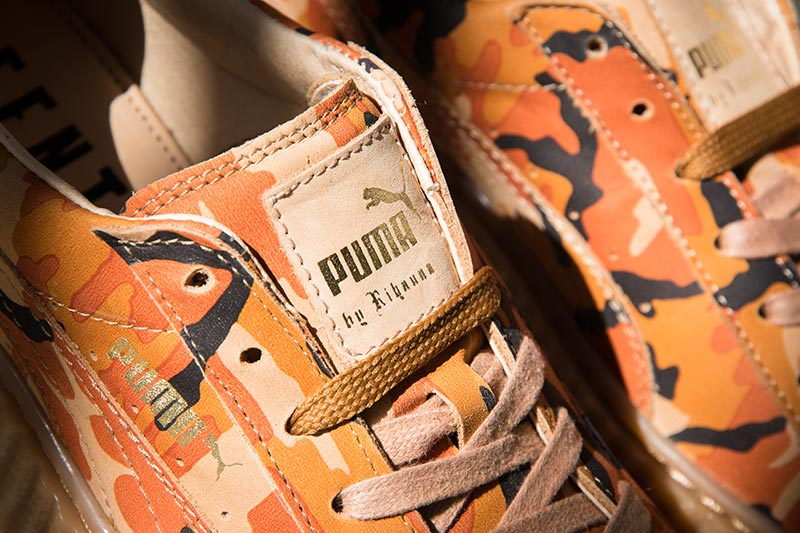 Own the latest pair of Rihanna x Puma Creeper from SHIEKH! This limited edition sneaker is sold out