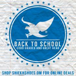 shiekh shoes back to school