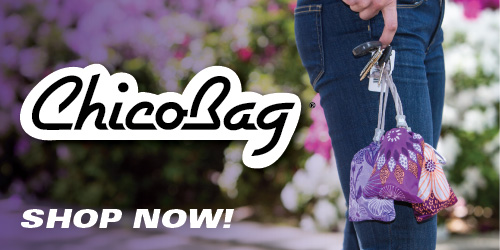 Kick your single-use bag habit in style with these fashionable reusable bags. ChicoBag