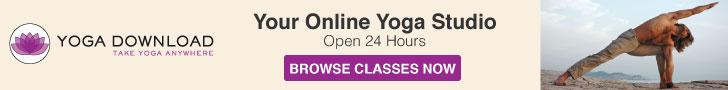 yoga download banner link