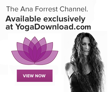 Ana Forrest Online Yoga Channel