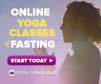 Online Yoga for Fasting and Relaxation
