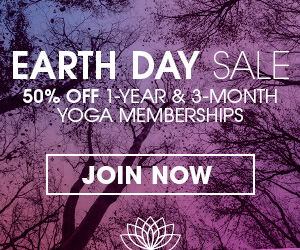 Yoga Download Earth Day Special
