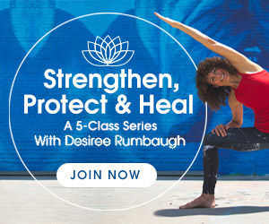Stenghten, Protect, Heal yoga classes