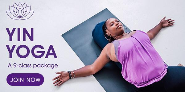 Yin Yoga Class Series