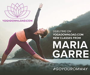 Maria Garre yoga teacher