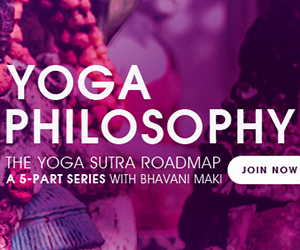 Yoga for Philosophy Workshop at YogaDownload