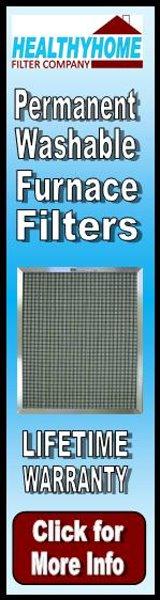 Lifetime Furnace Filters