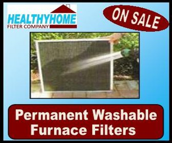 Permanent Washable Furnace Filter