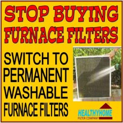 Never Buy Another Filter Again!