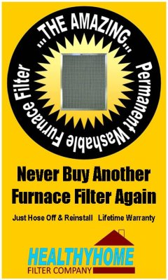 Switch to a Permanent Washable Filter