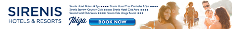 Sirenis Hotels bookings