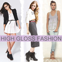 High Gloss Fashion Spring Arrivals