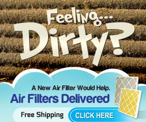 New Air Filter!