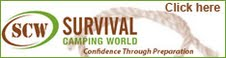 Shop Survival Camping World for all of your survival needs!