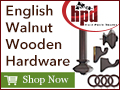 Walnut Wooden Hardware