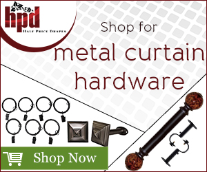 Metal Curtain Hardware