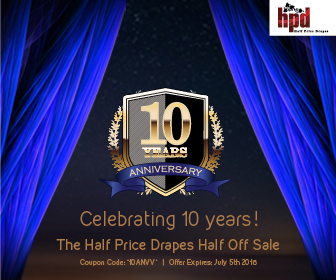 Exclusive 10th Anniversary Sale