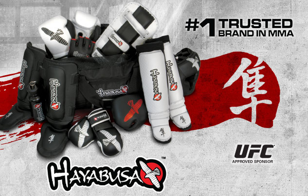 Hayabusa Fight Gear