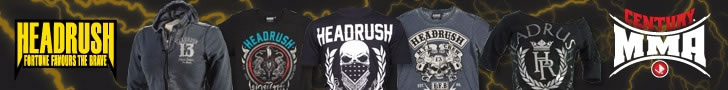 Headrush Apparel Banner 728x90