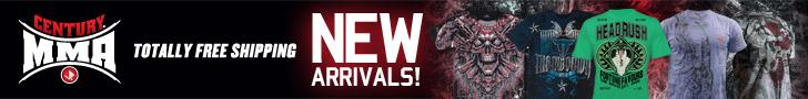 MMA New Arrivals