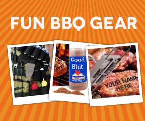 Fun BBQ Gear