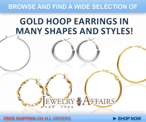 Buy Gold Hoop Earrings and Save