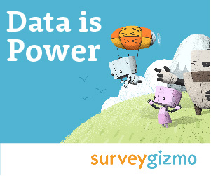 SurveyGizmo - Data is Power
