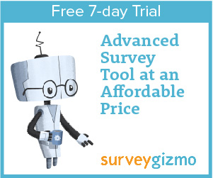 SurveyGizmo - Advanced Survey Tool at an Affordable Price