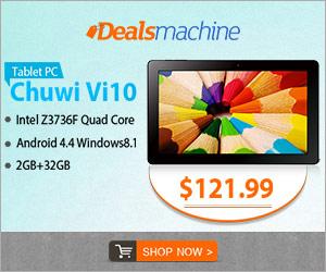 Chuwi vi10 Dealsmachine