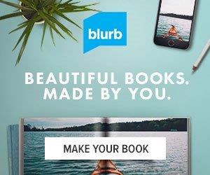 Blurb Coupon + Create the Perfect Holiday