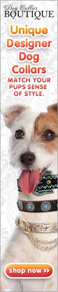 Dog Collar Boutique - Designer Pet Collars