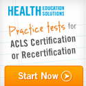 Health Education Solutions, HES, online certification, health, medical, nurse, doctor, first responder, healthcare, continuing education, ACLS, PALS, advanced cardiac life support, pediatric advanced life support, course, recertification, licensing