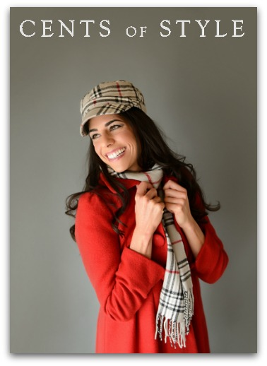 Fashion Friday- 1/11/13- Plaid Hat and Scarf Set $18.99 and FREE SHIPPING with code- PLAID