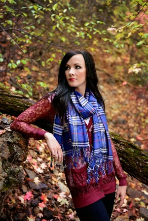 Fashion Friday- Boot and Scarf- $31.94