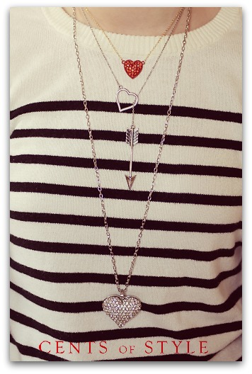 Fashion Friday-1/25/13- Valentine's Jewelry 3 for $17.95 and FREE SHIPPING with code VALENTINE