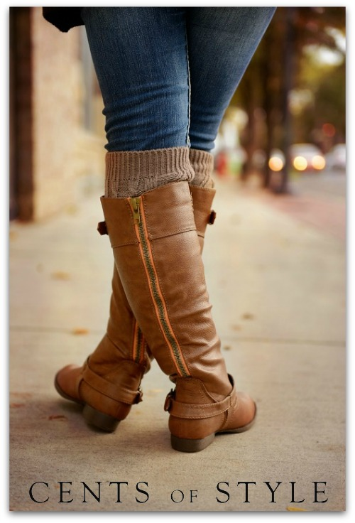 Fashion Friday- 11/9/12- Boot Socks- $9.94 and FREE SHIPPING
