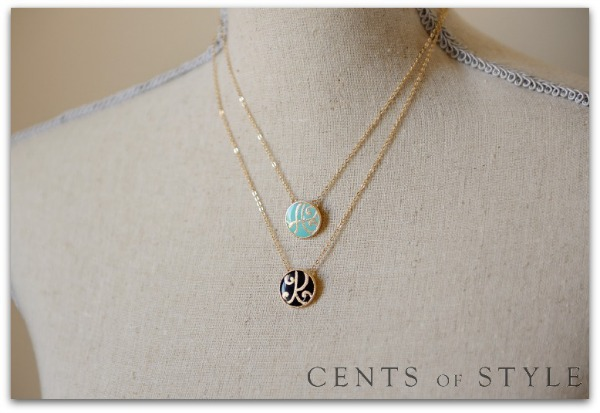 Pendent necklaces