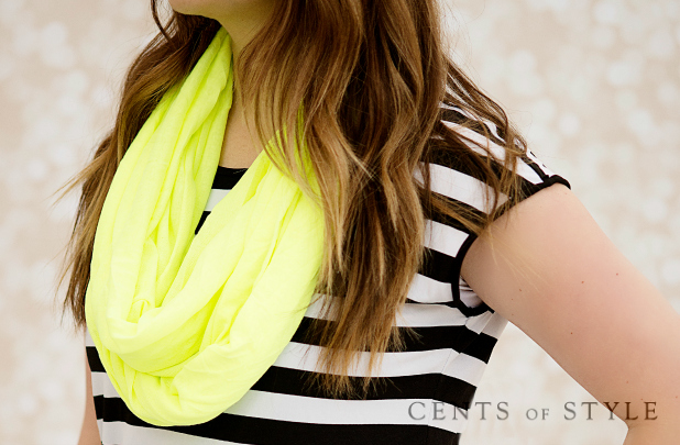 IMAGE- FLASH SALE- T-shirt Scarf- $7.97 Shipped with Code MAYDEAL