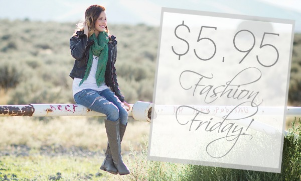 Fashion Friday: $5.95 Clearanc...