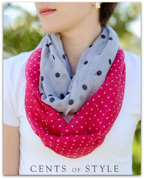 Special Scarves for $9.98 & FREE SHIPPING with code SAVE